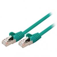 Síťový Kabel CAT5e SF/UTP RJ45 (8P8C) Zástrčka - RJ45 (8P8C) Zástrčka 5.00 m Zelená