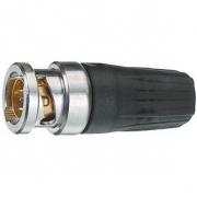 Kabelová zástrčka BNC Rear Twist 75 Ω
