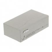 2-Port VGA Rozbočovač Stříbrná