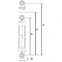 Tlumič Nárazů 140 N 8 mm Produktové Označení Originálu 44.041.788.0