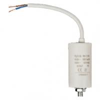 Kondenzátor 450V + Kabel 10.0uf / 450 V + cable