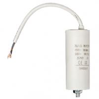 Kondenzátor 450V + Kabel 25.0uf / 450 V + cable