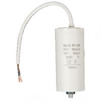 Kondenzátor 450V + Kabel 50.0uf / 450 V + cable
