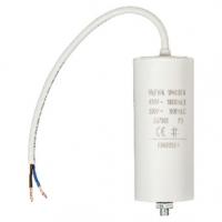 Kondenzátor 450V + Kabel 60.0uf / 450 V + cable