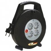 Kabelová Cívka 10 m H05VV-F 3G1.5 IP20