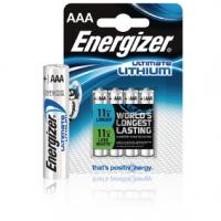 Lithiová Baterie AAA 1.5 V Ultimate 4-Blistr