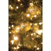 Vánoční Osvětlení Klasická 10.8 W 1.22 m Teplá Bílá Interiér