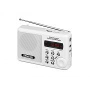 Rádio SENCOR SRD 215W USB/MP3