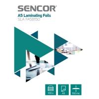 Fólie laminovací SENCOR SLA FA5B150 A5 150mic 100ks