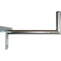 Držák antény 50cm s křížem, trubka 42/2mm, zinek Žár