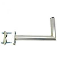 Držák antény 20cm, (na balkón 25-75mm), trubka 42/2mm, zinek Galva