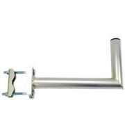 Držák antény 20cm EKO, (na balkón 25-75mm), trubka 42/2mm, zinek Galva