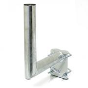 Držák antény 30/36  (na stožár 40-85mm), trubka 60/3mm, zinek Žár