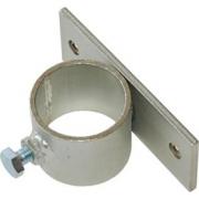 Držák stožáru 60mm (krátký pás), zinek Galva