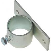 Držák stožáru 48mm (krátký pás) zinek Žár