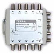 Terra SS-504 - SAT/TV odbočovač