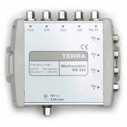 Terra MS-554 - Kaskádový multiswitch 5/4