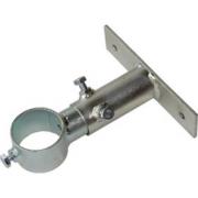 Držák stožáru 60mm (výsuvný 11-17cm), zinek Galva