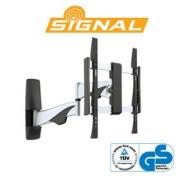 """Nástěnný držák LCD/Plazma TV Signal LPA19-442 (32 """"-55"""", naklápěcí & otočný)"""