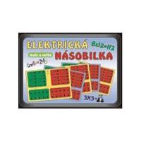 Hra vzdělávací Elektrická násobilka