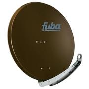 Parabola 85cm Al FUBA - hnědá