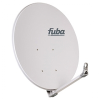 Parabola 100cm Al FUBA - šedá