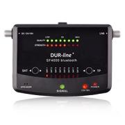 DVB-S/S2 měřící přístroj SF 4000 BT (Bluetooth)
