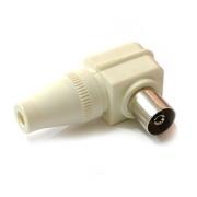 IEC konektor (dutinka) - italský rohový