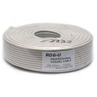 Koaxiální kabel RG6 (75 ohm) - 100 m