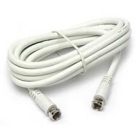 """Propojovací kabel s konektory """"F"""" - 2,5m"""