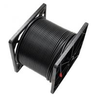 Koaxiální kabel RG6CU BC Tri-Shield (75 ohm) - 250 m černý