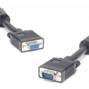 VGA kabel 2m 2x ferit