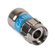 "F konektor Cabelcon - pro RG6 / Triset 113 ""Self-Install"""