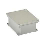 Instalační hliníkový  box 140x115x160mm