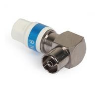 "IEC konektor (dutinka) Cabelcon - pro RG6 / Triset 113 ""Self-Install"""