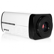 2 Mpix IP kamera Box IPOX HD-2000B (1080p, 0,1lux/F1.2, SD)