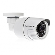 3Mpix kompaktní IP kamera IPOX HD-3030T (PoE, IR do 20m, 3.6mm)