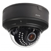 3Mpix IP DOME kamera IPOX HD-3030DV  (SD, PoE, IR do 30m, 2.8-12mm)
