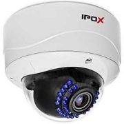 2Mpix IP DOME kamera IPOX DHD1230V (Full HD 1080P,PoE, IR do 30m, 2.8-12mm)
