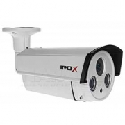 2Mpix kompaktní IP kamera IPOX THD2228T (Full HD 1080P,2,8mm, PoE, IR do 40m)