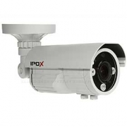 2Mpix kompaktní IP kamera IPOX THD1203TVA (Full HD 1080P,PoE, IR do 50m, audio)