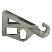 Držák kotvy nebo průběžného závěsu T1500-PS-AL