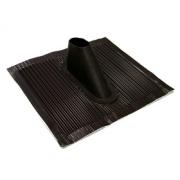 Střešní taška 45x40 - černá