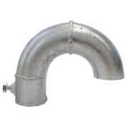 Koleno pro kabely na stožár 28-35 mm - žár