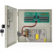 Impulsní napájecí zdroj ZS10CH18 12V 18x výstup max 10A