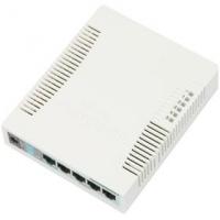 MikroTik Cloud Smart Switch CSS106-5G-1S (RB260GS), SwOS