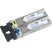 MikroTik SFP optický modul S-35/53LC20D, SM, 20km, 1.25G (pár)