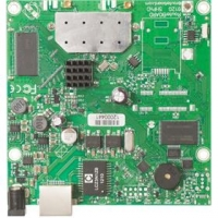 MikroTik RouterBOARD RB911G-5HPnD, 802.11a/n, RouterOS L3, 2xMMCX