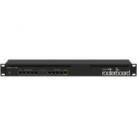 MikroTik RouterBOARD RB2011iL-RM, Atheros 74K MIPS CPU, 64MB RAM, 5xLAN, 5xGbit LAN, RouterOS L4, rack mount, zdroj