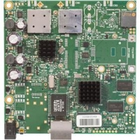 MikroTik RouterBOARD RB911G-5HPacD, 802.11ac 2x2 two chain, RouterOS L3, 1xGLAN, 2xMMCX